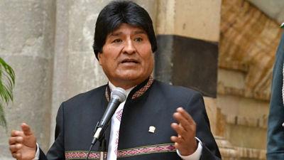 """Evo Morales felicita al nuevo Presidente de Perú: """"El hermano pueblo peruano puede contar con nuestra solidaridad fraterna"""""""