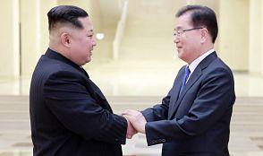 Kim Jong-un invita a una reunión al presidente Donald Trump