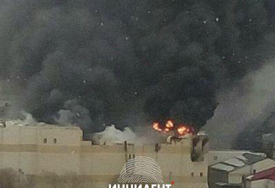 Incendio en un centro comercial ruso deja decenas de muertos y desaparecidos, muchos de ellos niños