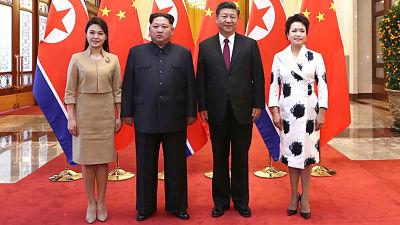 Histórico: Xi Jinping y Kim Jong-un mantienen un encuentro en Pekín