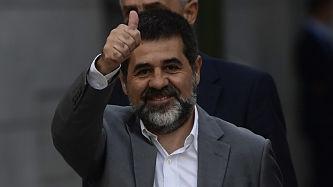Jordi Sánchez, el diputado independentista preso que quiere ser presidente de Cataluña