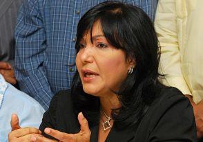 Geanilda Vásquez asegura mujeres encuentran obstáculos en la carrera política