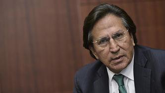 Caso Odebrecht: Justicia peruana ordena congelar cuentas de ex Presidente Toledo