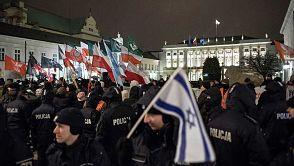 El primer medio denunciado bajo la polémica ley del Holocausto polaca es un periódico argentino