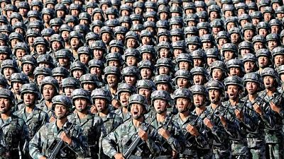 """""""Seguiremos construyendo una defensa fuerte"""": China aumentará el gasto militar"""