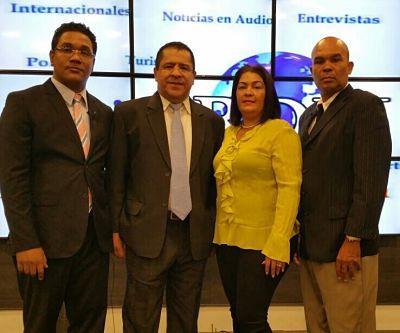 Rafael Persival Peña dijo por discurso definido Ramfis Dominguez a ganado popularidad