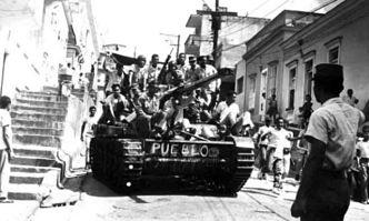 Hoy se cumplen 53 años de la Revolución de Abril de 1965