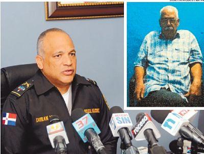 Policía apresa hermano por muerte exdirector de Aduanas