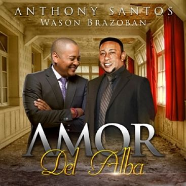 Anthony Santos y su nuevo tema junto a Wason Brazobán