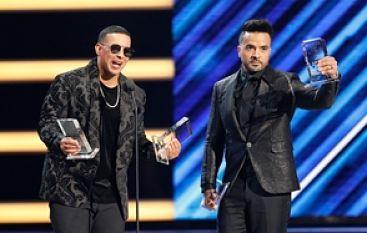 """""""Despacito"""" sigue sumando: se consagra en Premios Billboard"""