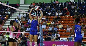 Guerreras igualan serie Semifinal con Cristo Rey en la Liga de Voleibol Superior