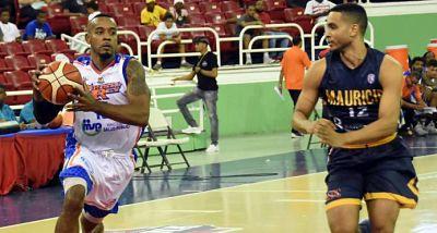 Mauricio se acerca a la semifinal en el básquet del Distrito
