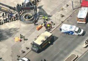 Canadá: Al menos 10 muertos y 15 heridos deja atropello de una furgoneta en Toronto