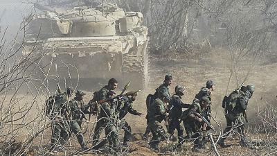Militares rusos niegan que el Ejército sirio usara armas químicas en Duma