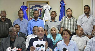 La ADP pide reunión urgente con Navarro