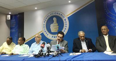 CNO del PRM dio conocer boletín 7 para vicepresidente y Subsecretarios, además el primero de las votaciones completivas.