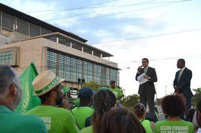 Marcha Verde exige incluir en el caso Odebrecht a todos los responsables