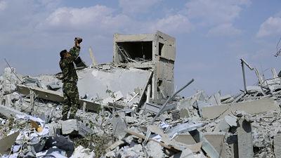 Putin enfatiza bombardeo de Siria viola carta de la ONU y derecho internacional