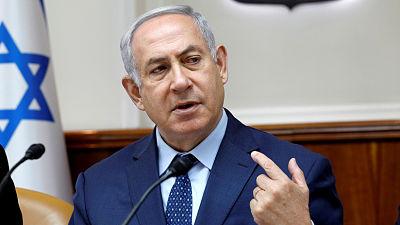 """Netanyuahu: Las ambiciones nucleares de Irán plantean """"el mayor peligro"""""""