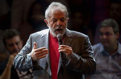 Ordenan detención inmediata de Lula da Silva