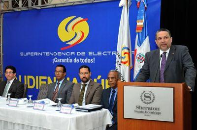 La Superintendencia de Electricidad realiza Audiencia Pública para conocer propuesta de Cálculo del Valor Agregado de Transmisión