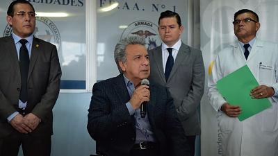 Ultimátum de Ecuador: Pide pruebas de vida de periodistas secuestrados