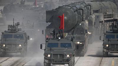 ALERTA:Rusia dará respuesta a cualquier intento de presión de occidente