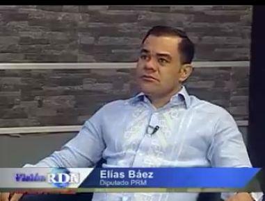 DiputadoElías Báez dice que Ramfis Trujillo es la bulla del momento