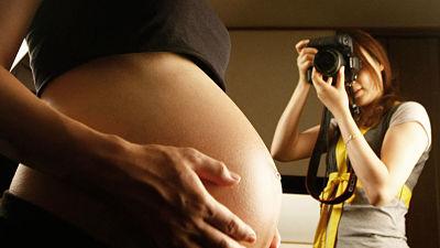 Las japonesas se ven obligadas a tener bebés por turno