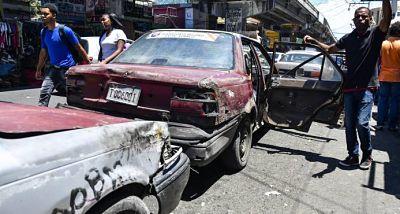 Proyecto de ley propone no otorgar placas a vehículos en mal estado