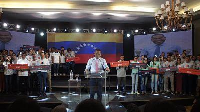 """Fracción de ProCiudadanos: """"esta aprobación del parlamento no será de respuesta inmediata. No queremos engañar al pueblo venezolano"""""""
