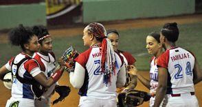 El sóftbol dominicano deberá vencer a Cuba, Puerto Rico y Venezuela