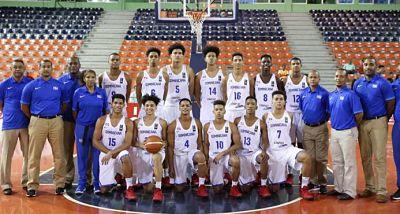La Federación Dominicana de Baloncesto concentra la preselección U-18 en Nueva York