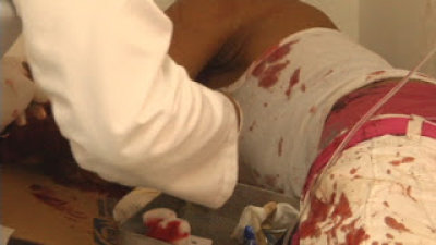VIDEO : Peligroso motín deja varios heridos en cárcel publica de San Juan