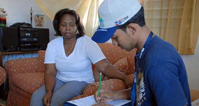 La República Dominicana se prepara para el censo 2020