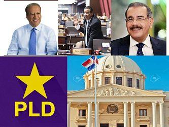 Luisin Jimenez confirma presidente  Danilo Medina no intentara una nueva reelección. Danilistas apoyarán a Reinaldo Pared