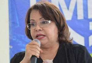 """Emma Polanco: """"Nuestro compromiso es trabajar para lograr una UASD mejor"""""""