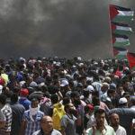 Al menos 18 muertos casi 1.000 heridos durante enfrentamientos en la frontera entre Gaza e Israel