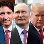 Aprueban a Merkel, Trudeau y Putin y rechazan a Trump y Maduro: Cómo ven los chilenos a los líderes mundiales