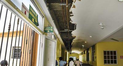 El hospital Jaime Mota arrastra deterioro de años