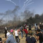 Al menos diez muertos en choques en la frontera entre Gaza e Israel