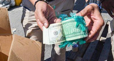 Dólares confiscados en Haina superan ocupados en los últimos dos años
