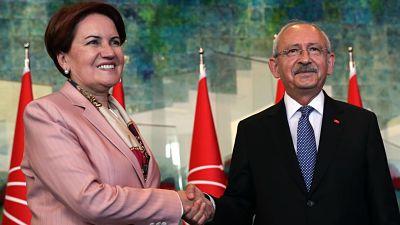 La oposición turca forma alianza contra Erdogan en las elecciones de junio