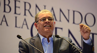 Amarante Baret también lanzará su precandidatura presidencial