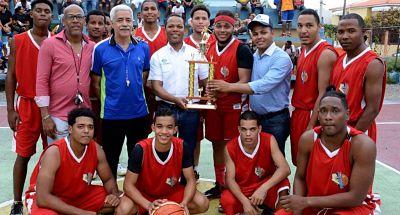 País Posible auspicia  1er Torneo Intra-Sectorial de baloncesto