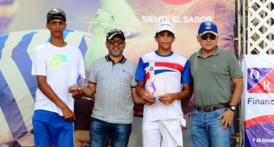 XI Torneo Nacional de Tenis organizado por Santiago Country Club y ASOTESA arroja nueve campeones
