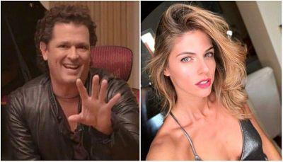 Carlos Vives le hace tentadora propuesta a Stephanie Cayo que no podrá rechazar