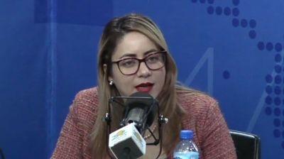 Diputada advierte cúpula de cámaras legislativas quitan poder a comisión estudia Ley de Partidos