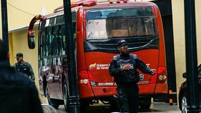 Excarcelan enVenezuelaa 40 presos, entre los que se encuentran 3 diputados