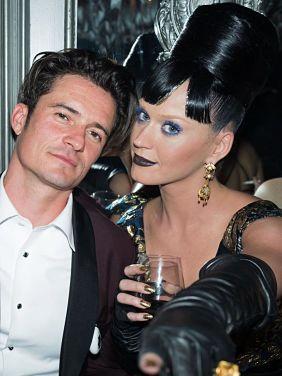 Katy Perry publica por error mensaje íntimo para Orlando Bloom